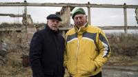 Two British firefighters revisit the scene of Armenia's devastating earthquake in 1988.