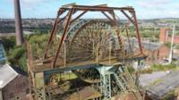 Chatterley Whitfield was the largest colliery in North Staffordshire