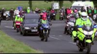 John Hinds combined his two passions for motorbiking and working at the cutting edge of intensive care
