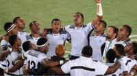 Fiji win gold as GB win silver