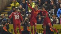 Plymouth 0-1 Liverpool