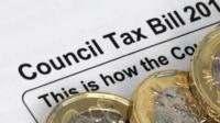 Council tax bill