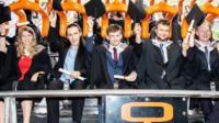 Graduates on oblivion