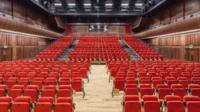 Swansea University's new Great Hall