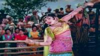J Jayalalitha in movie role