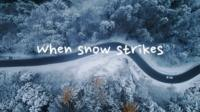 Mindfulness in the snow