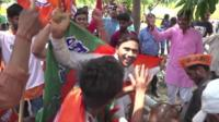 Celebrations under way in India