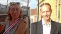 A couple are critically ill in hospital in Wiltshire after being exposed to the nerve agent Novichok.
