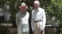 John Challis and Arthur Cheeseman