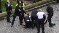 Westminster attack arrest