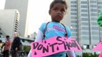 Study says black girls seen as less innocent