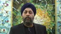 Dr Sukhpreet Singh is a regular visitor to a Gurdwara in the south side of Glasgow
