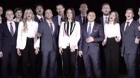 Diplomacy For Peace choir