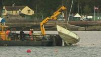 Yacht recovery