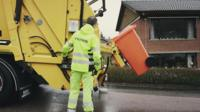 Volvo's autonomous self-driving refuse lorry