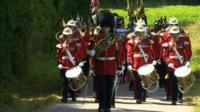 The Royal Welsh band