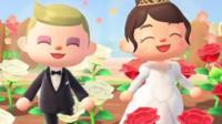 Nintendo wedding