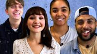 Chris, Emily, Ady and Najee