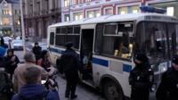 Задержания на акции проти блокировки Telegram