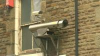Cameras to detect pollution