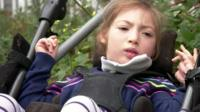Disabled child who has been rehoused