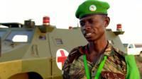 Sergeant Chanetsa Gift