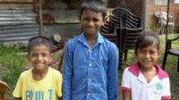 Negombo kids