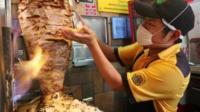 making al pastor tacos