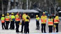 напад у Барселоні