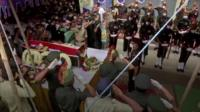 soldier funeral