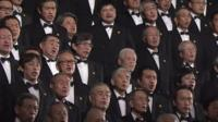 Choir in Japan