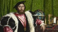 The Ambassadors - Hans Holbein the Younger - The National Gallery, London