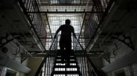 Silhouette prisoner