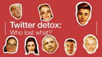 Twitter followers detox