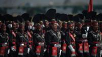 Pakistani border guards
