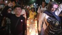 Демонстрации с требованием отставки Мишела Тимера