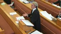 Barrister Clive Sheldon