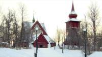 Church in Kiruna