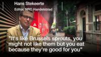 Hans Steketee of NRC Handelsblad