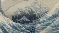 Гравюра японского художника Кацусики Хокусая, вероятно, самое копируемое в мире изображение.