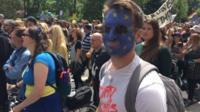 "Марш протеста против ""брексита"""