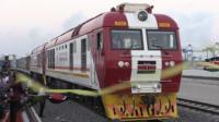 Kenyan train