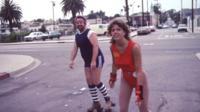 Rollerskaters in 1984