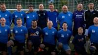 Sands United FC Kent