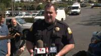 San Bruno police's Ed Barberini
