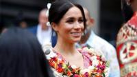 Duchess of Sussex in Fiji