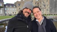 Kurt Cochran and his wife Melissa Payne Cochran