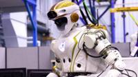 Nasa's R5 (Valkyrie) robot