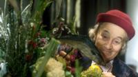 Liz Smith in The Vicar of Dibley