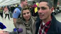 Iraqi man in Washington DC